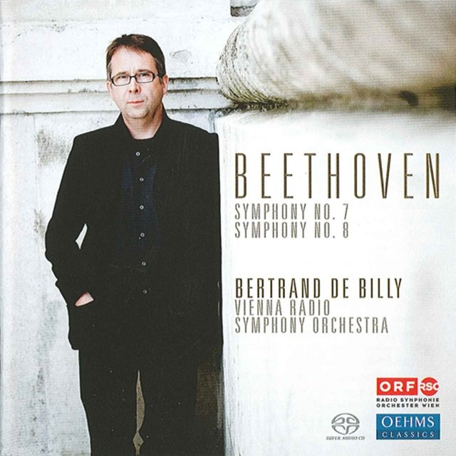 Beethoven, L. van: Symphonies Nos. 7 and 8