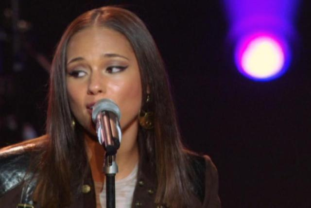 alicia keys try sleeping with a broken heart download audio