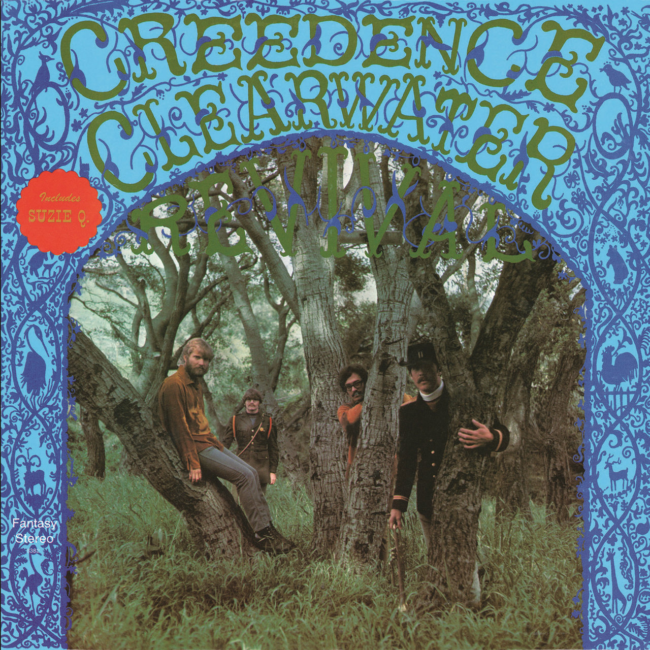 Album review: creedence clearwater revivial – 40th anniversary.