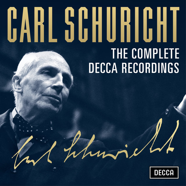 Carl Schuricht - The Complete Decca Recordings