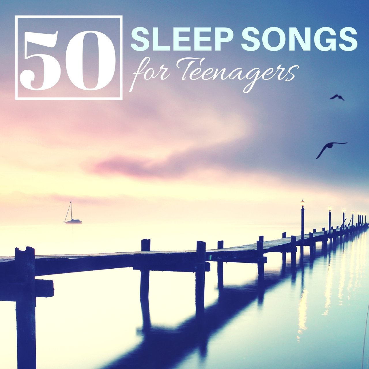 50 Sleep Songs for Teenagers - Isochronic Tones & New Age Soundscapes