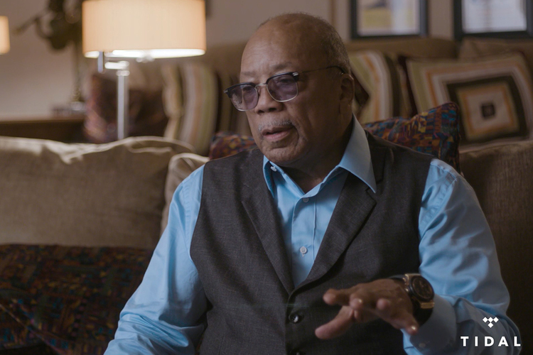 Quincy Jones on JAY Z's Induction into the Songwriters Hall of Fame