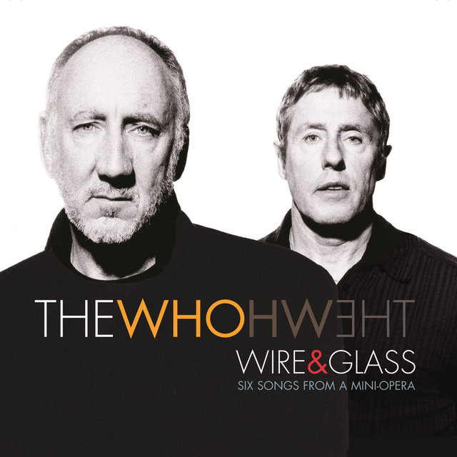 Wire And Glass (UK 2 track e-single)