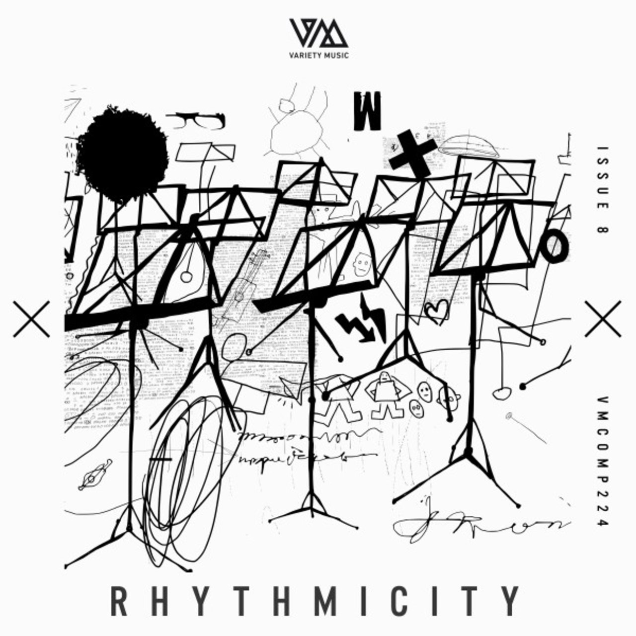 Rhythmicity Issue 8