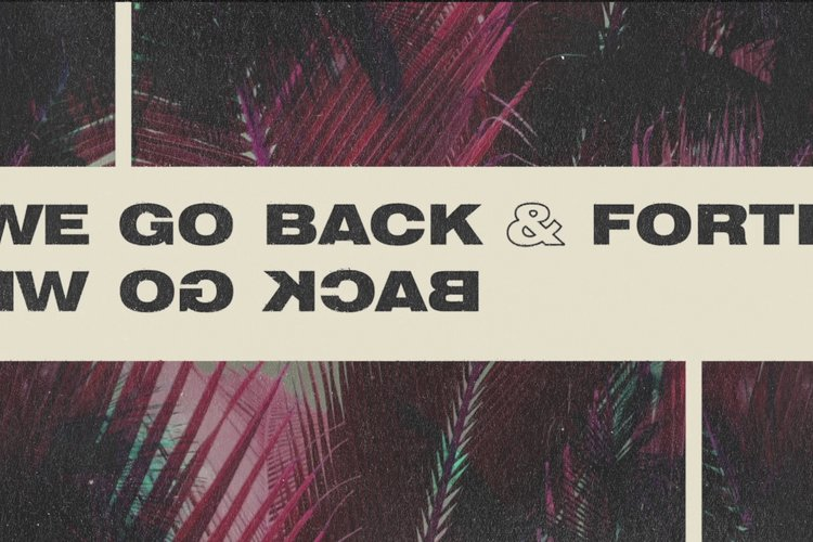 Back & Forth (Lyric Video)