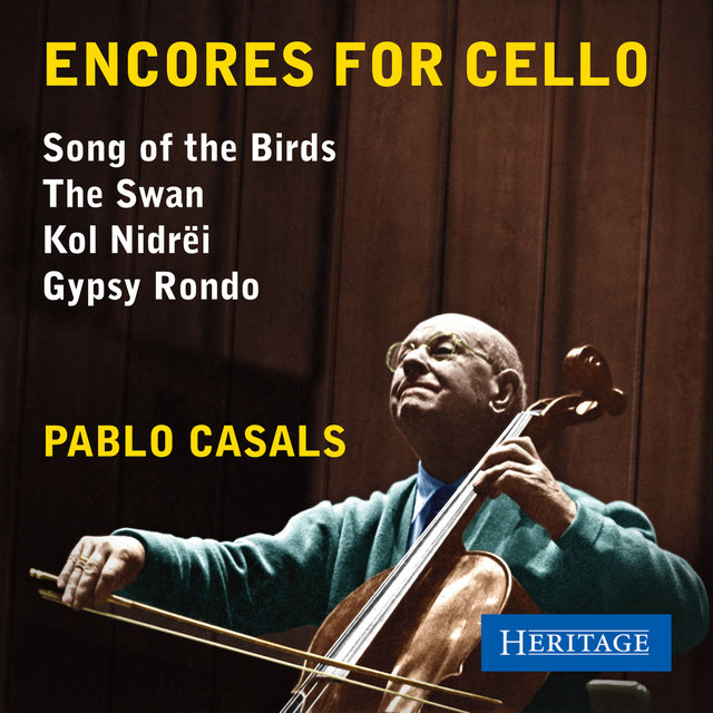 Encores for Cello