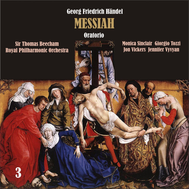 Händel: Messiah, Oratorio, HWV 56, Vol. 3