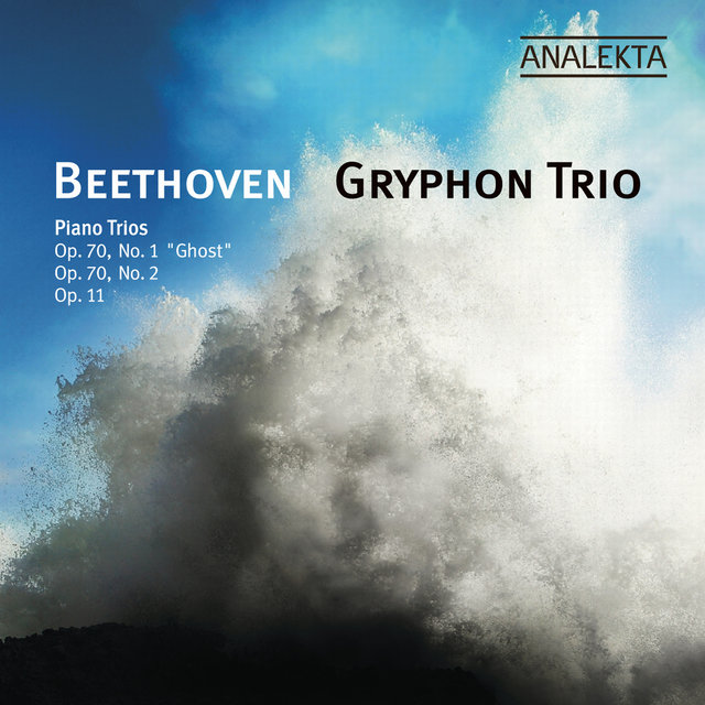 Beethoven: Piano Trios Op. 70 No. 1