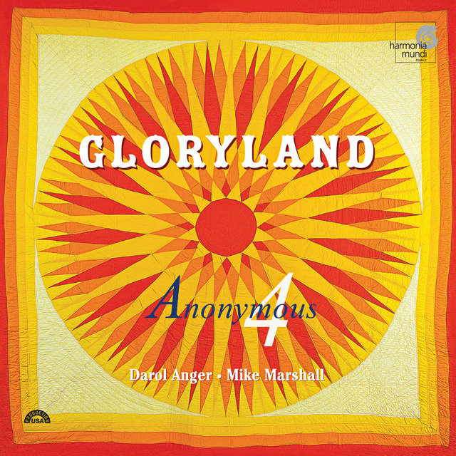 Gloryland: Folk Songs, Spirituals, Gospel hymns of Hope & Glory