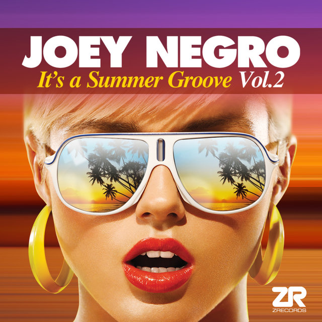 It's A Summer Groove Vol.2 compiled by Joey Negro
