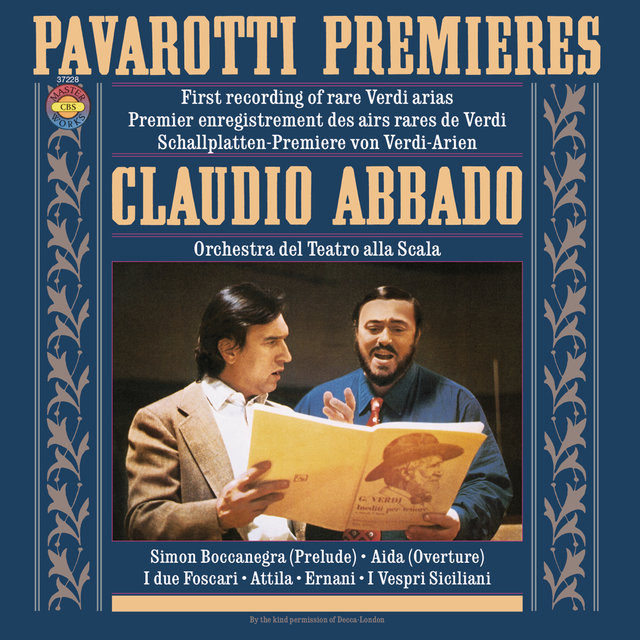 Pavarotti Sings Rare Verdi Arias (Remastered)