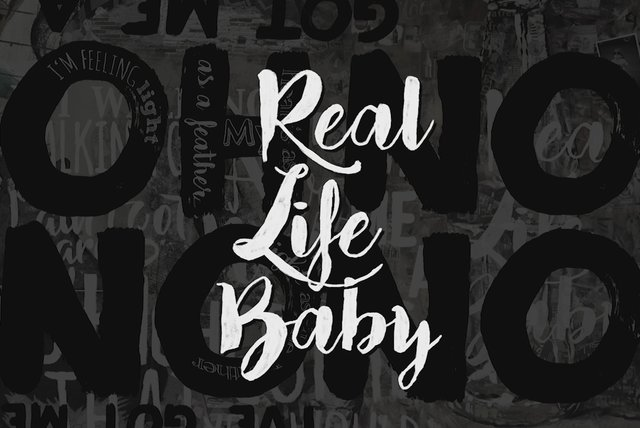 Scene Writers vs. Cookin' on 3 Burners - Real Life Baby (Official Lyric Video)