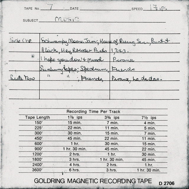 Lasseter's Gold (Unreleased Demos)