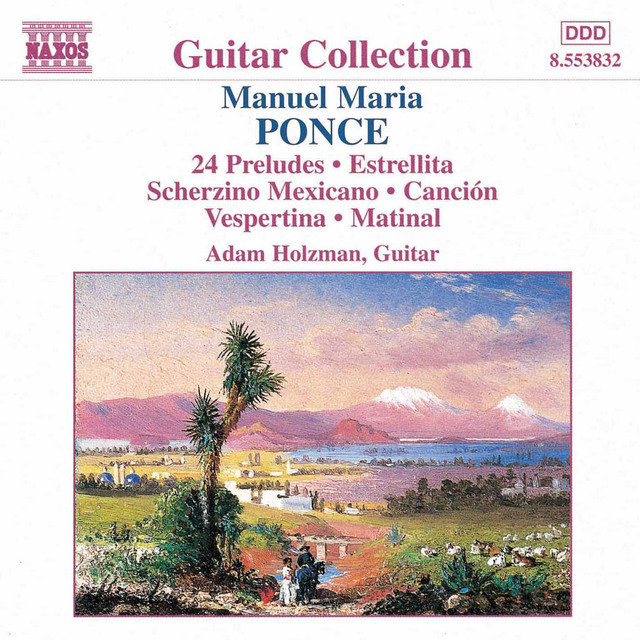 Ponce: Guitar Music, Vol. 1