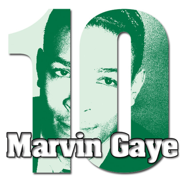10 Series:  Marvin Gaye