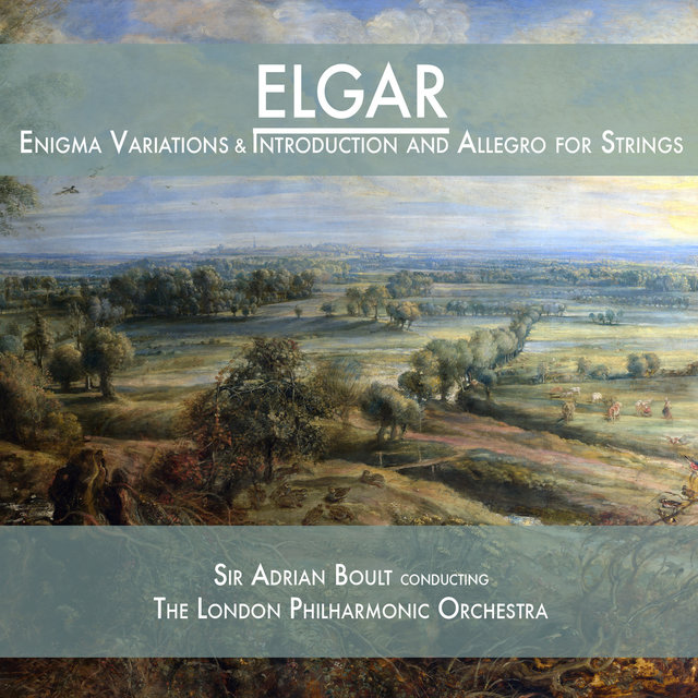 Elgar: Enigma Variations & Introduction and Allegro for Strings