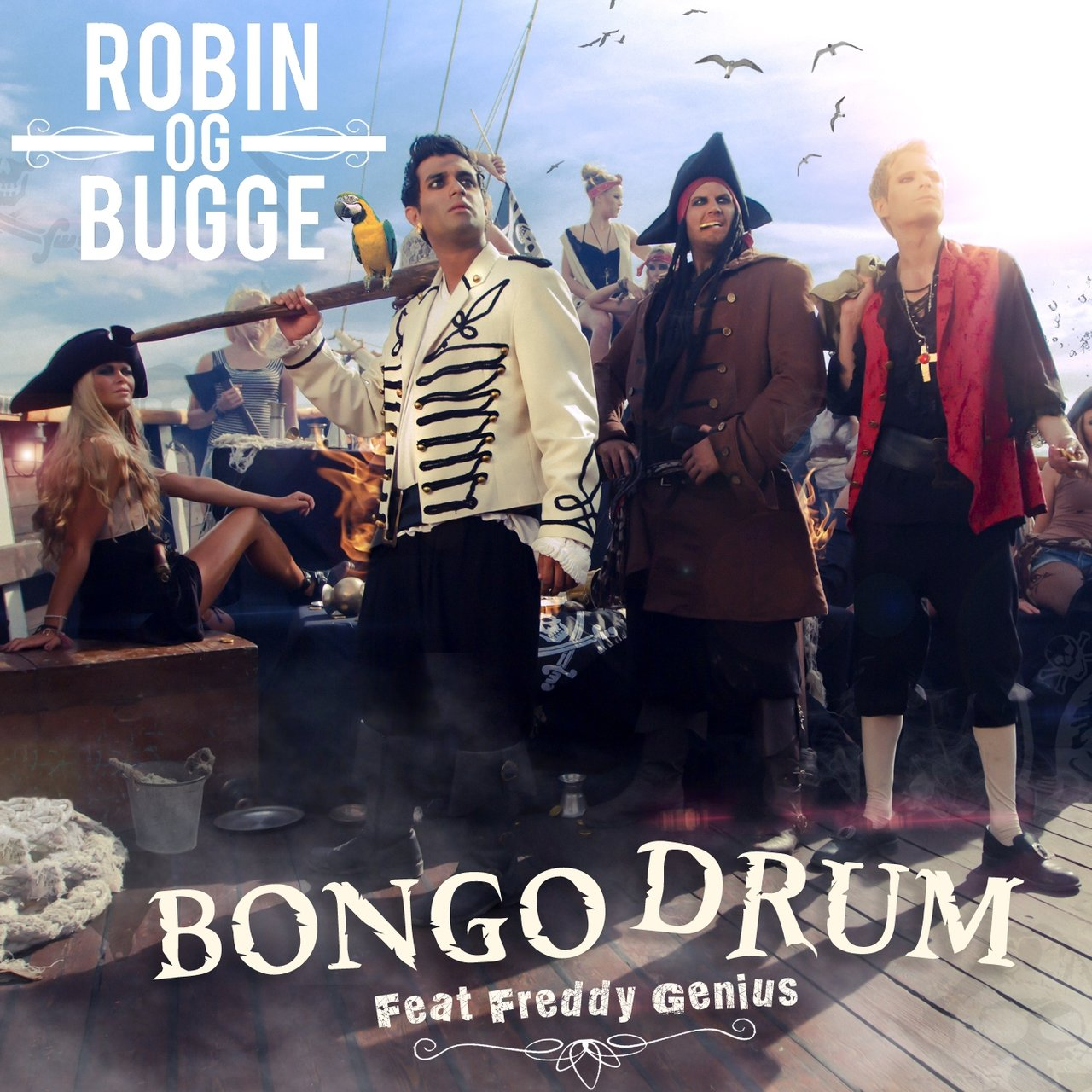 Bongo Drum (feat. Freddy Genius)