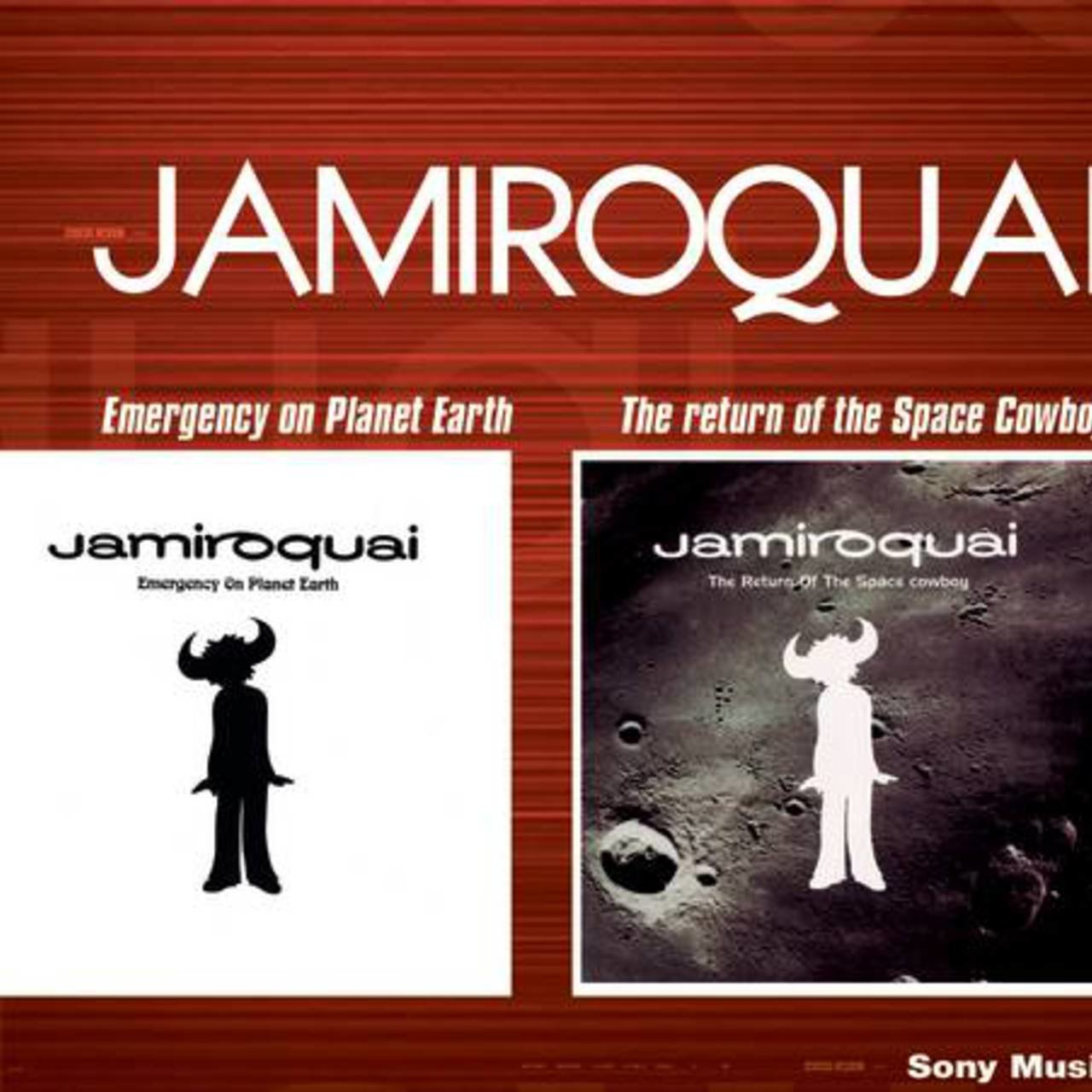 Emergency On Planet Earth / The Return Of The Space Cow Boy (Coffret 2 CD)