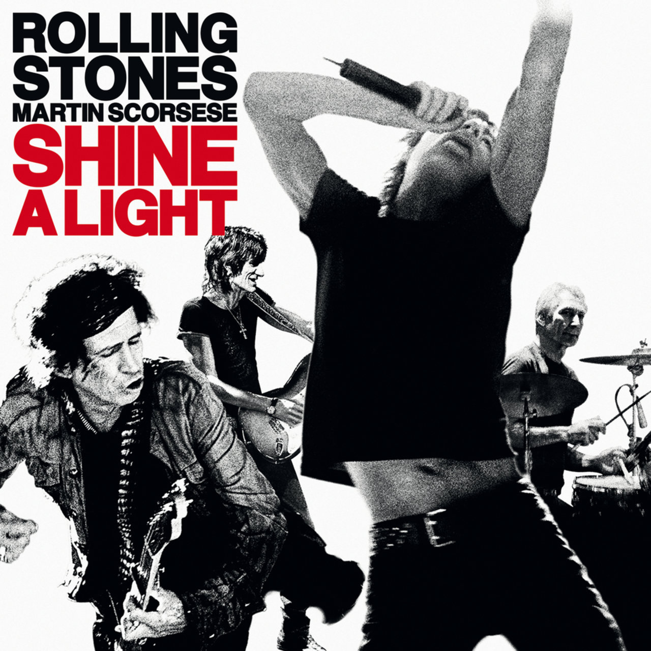 Shine A Light (Non-EU Version 2 CD Standard)