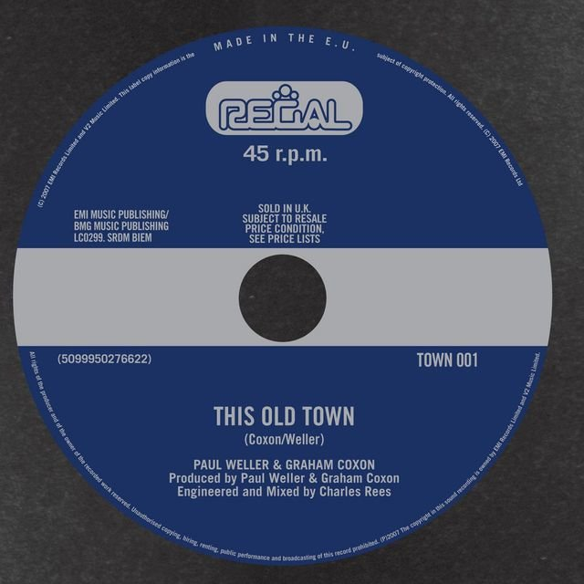 This Old Town (2-tracks)