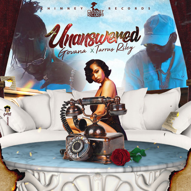 Unanswered (feat. Tarrus Riley) - Single