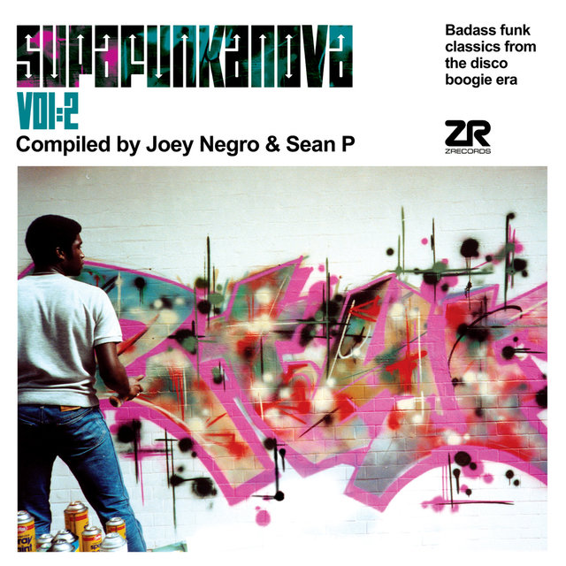 Supafunkanova Vol.2 compiled by Joey Negro & Sean P
