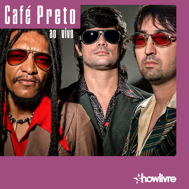 Café Preto no Estúdio Showlivre