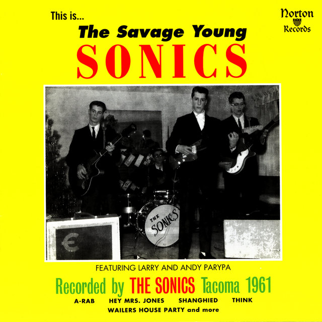 The Savage Young Sonics