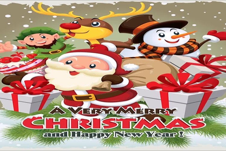 va merry christmas and happy new yearbest instrumental christmas songs for kids - Best New Christmas Songs