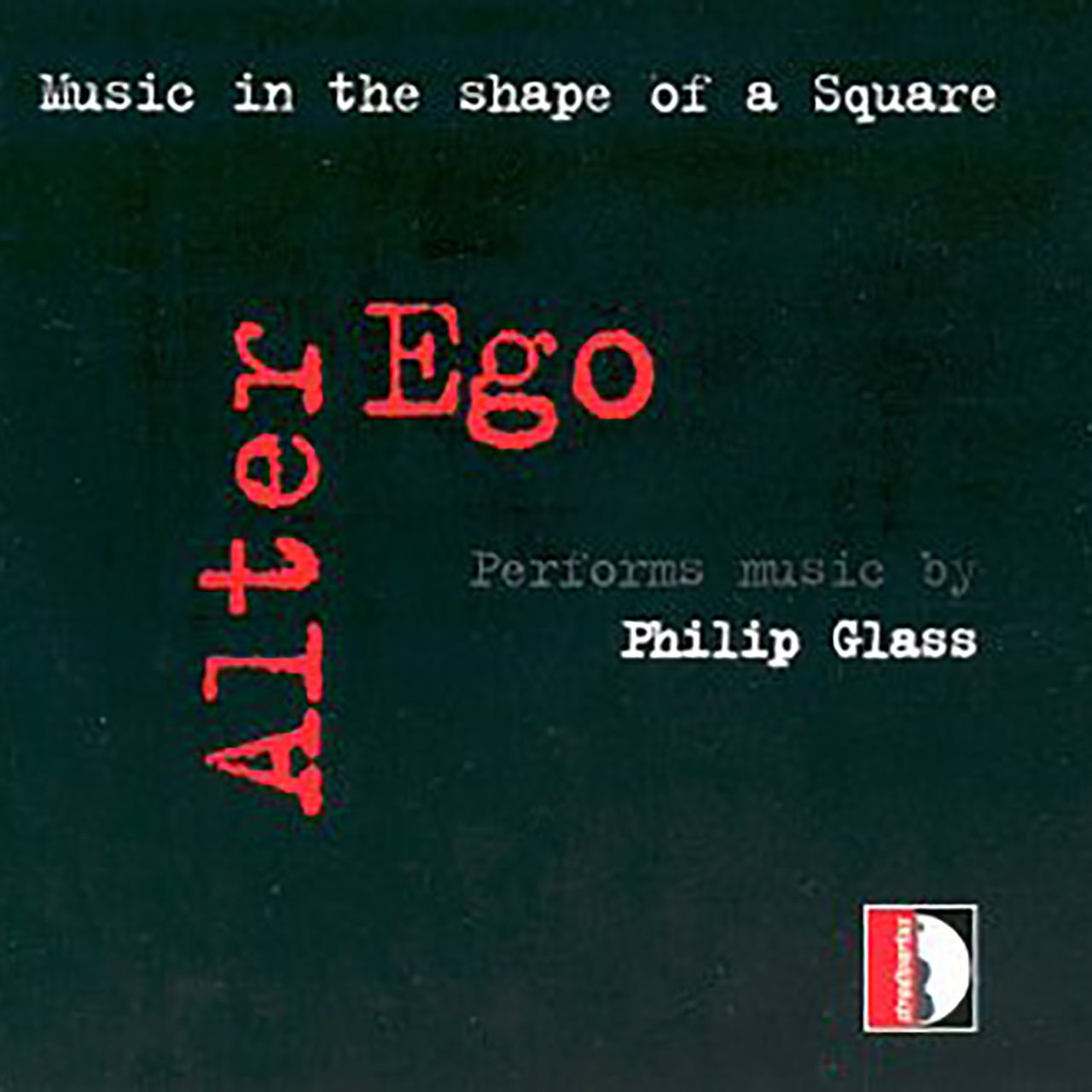 Philip Glass: Music in the Shape of a Square