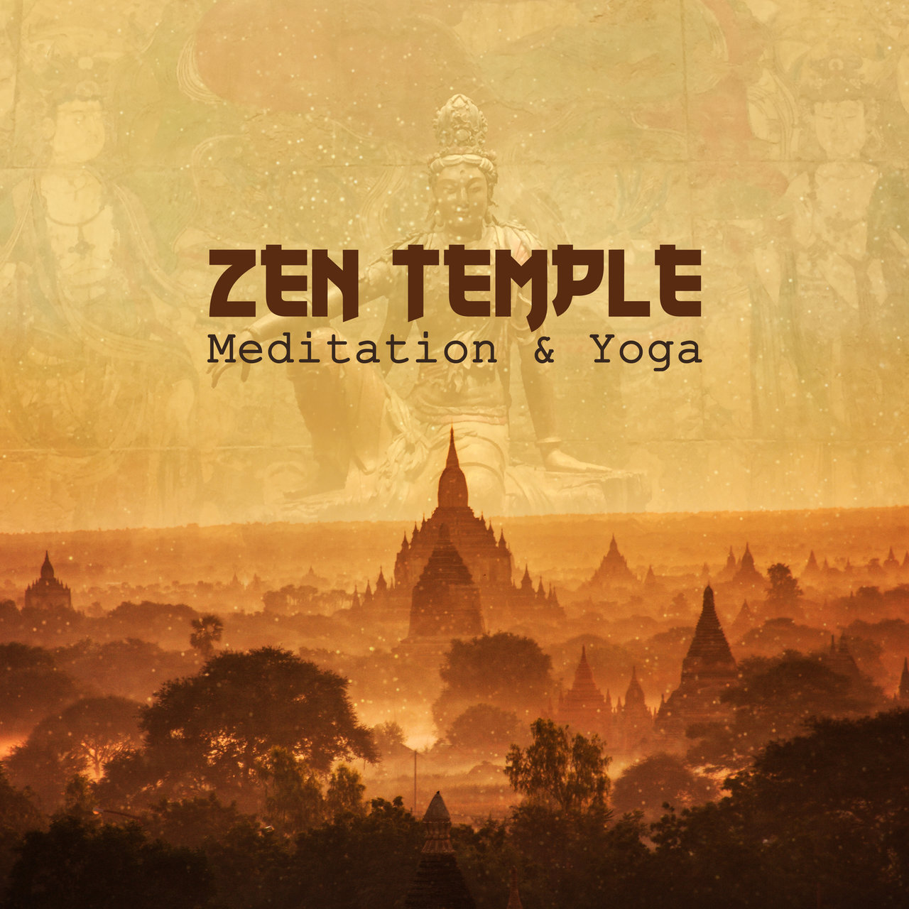 Zen Temple Meditation Yoga Music New Age Background For Massage Therapy Deep