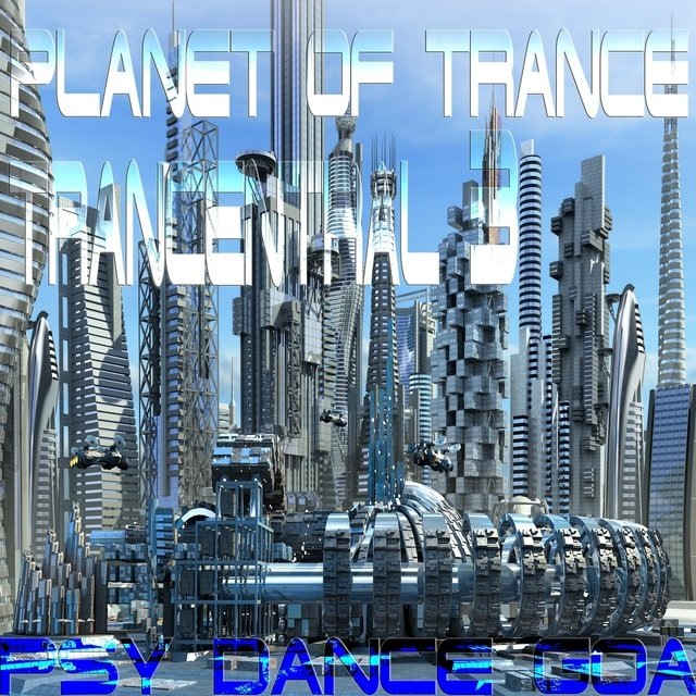 Trancentral Planet Of Trance, Vol. 3