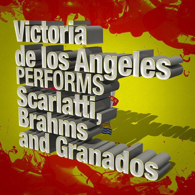 Victoria De Los Angeles Performs Scarlatti, Brahms and Granados