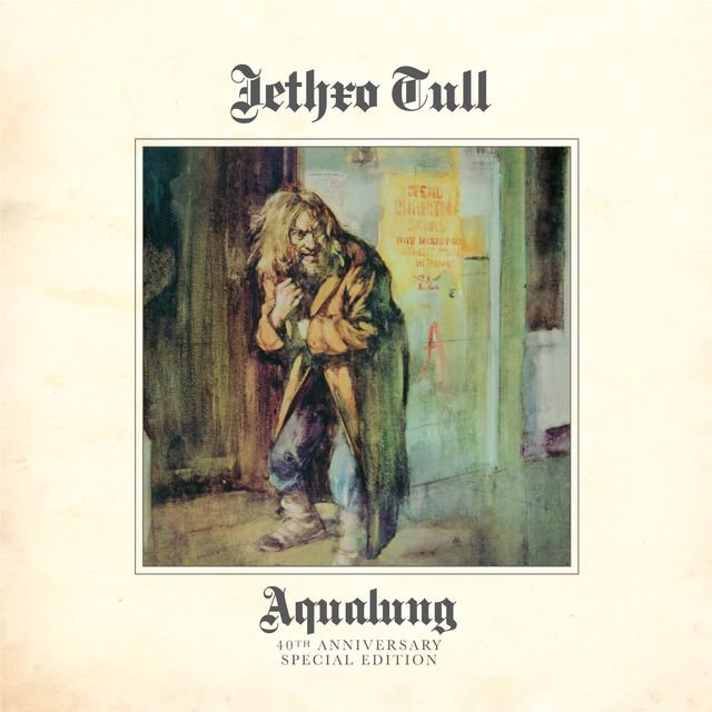 Aqualung (40th Anniversary Edition)