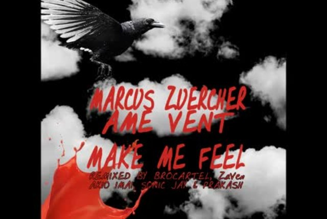 Marcus Zuercher , Ame Vent - Make Me Feel (Sonic Jay Remix)