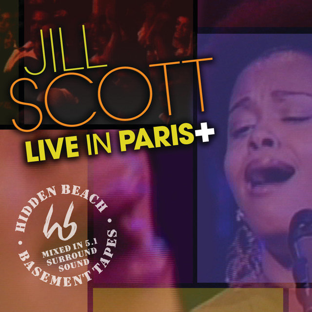 Jill Scott Live In Paris