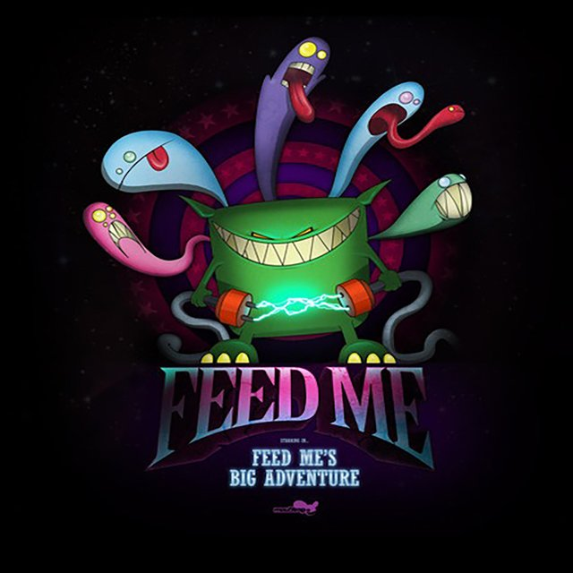 Feed Me's Big Adventure