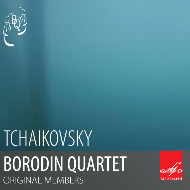 Borodin Quartet Performs Tchaikovsky