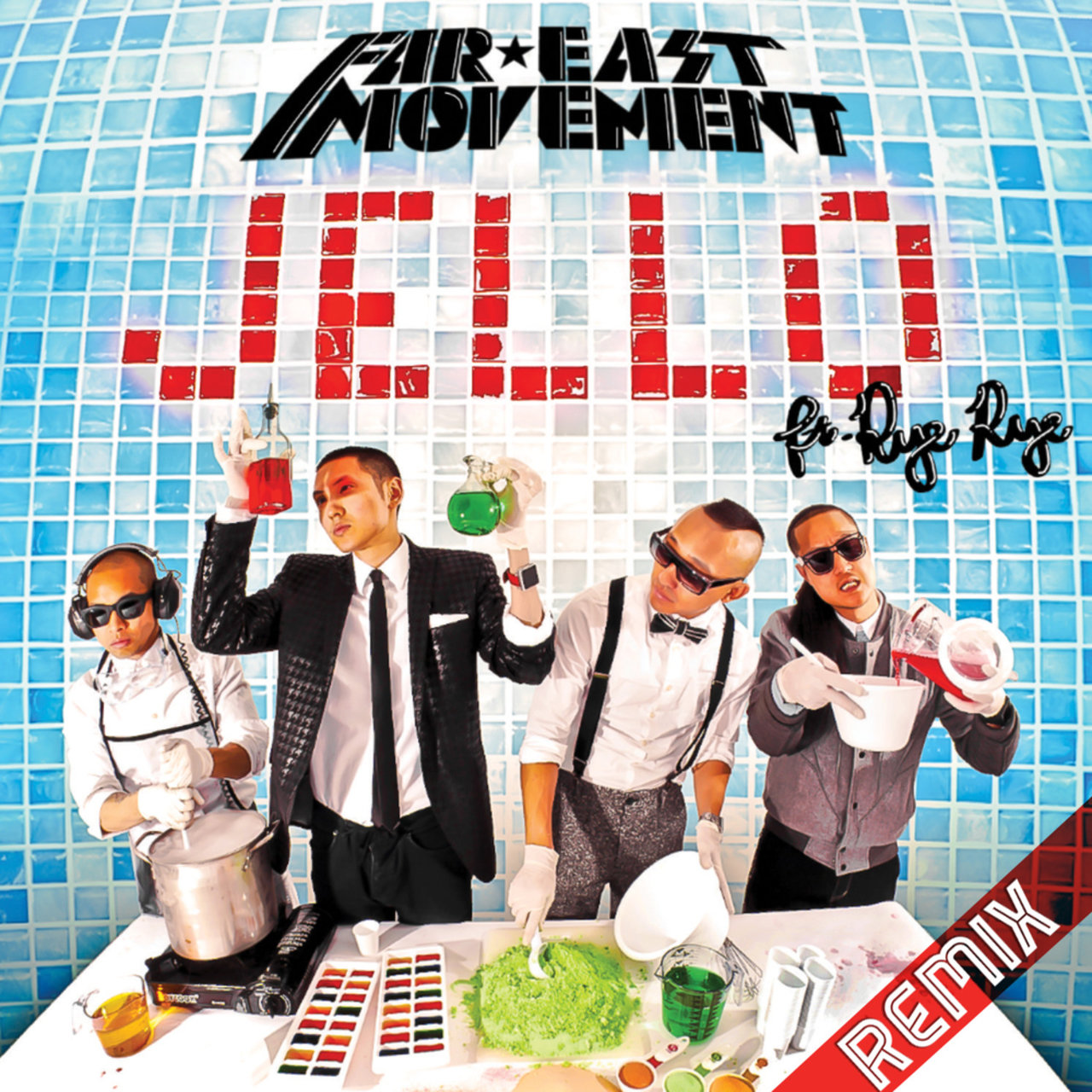 Jello (Remixes)