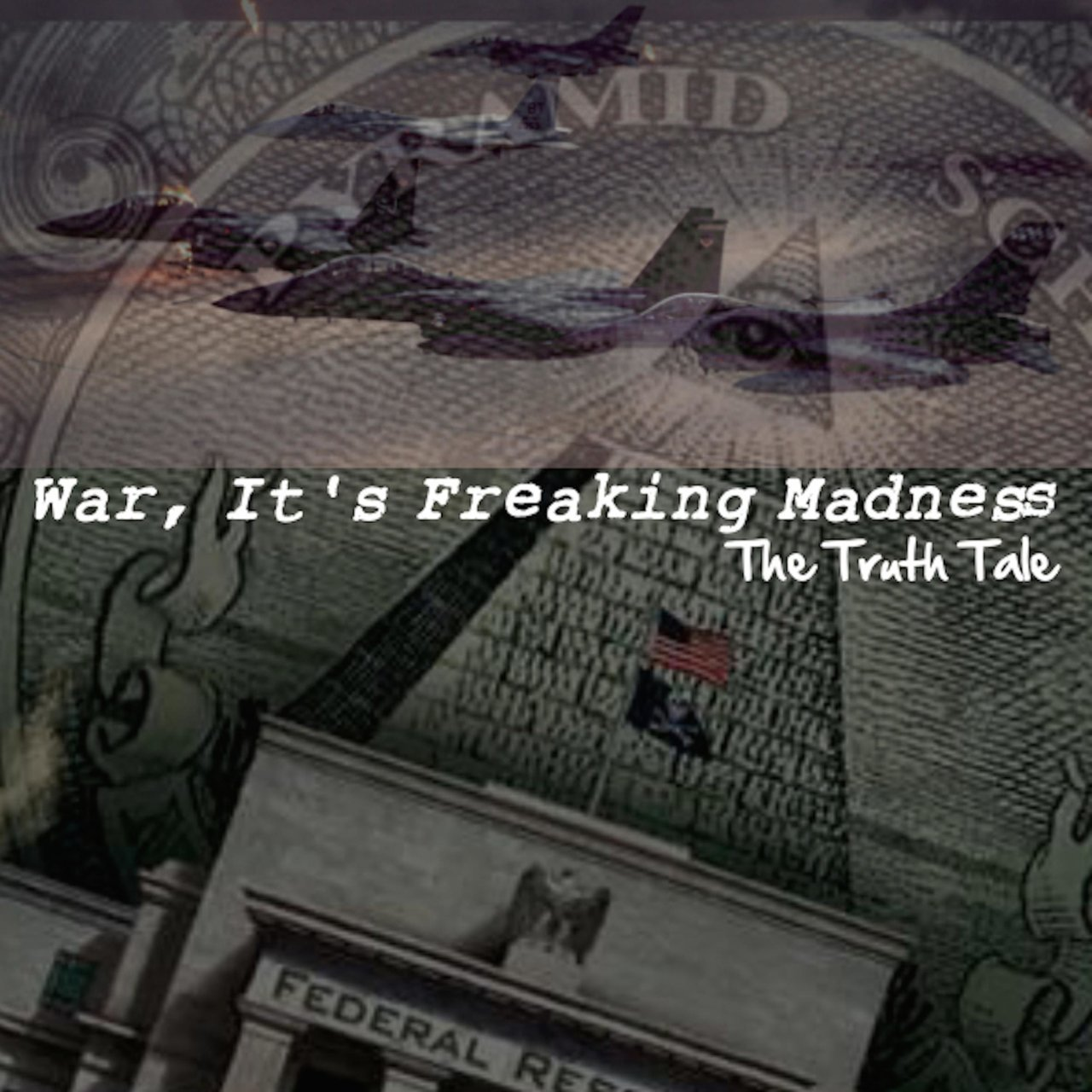 War, It's Freaking Madness