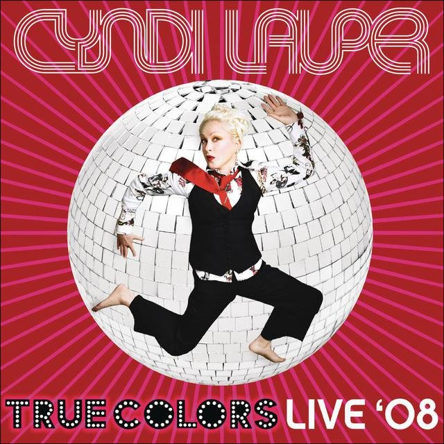 True Colors Live 2008