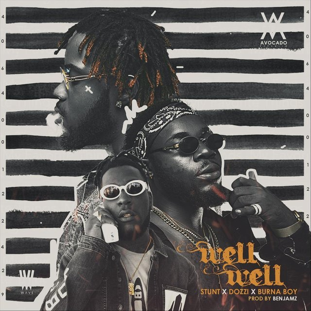 Well Well (feat. Burna Boy & Dozzi)