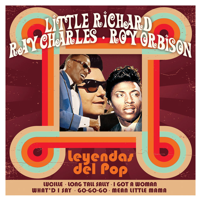 Little Richard, Ray Charles, Roy Orbison: Leyendas del Pop