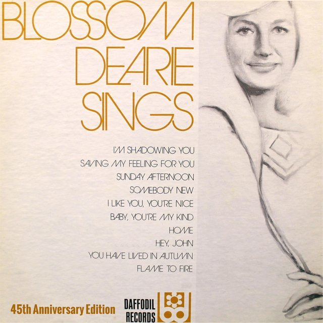 Blossom Dearie Sings (45th Anniversary Edition)