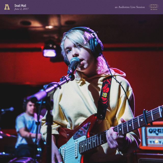Snail Mail on Audiotree Live
