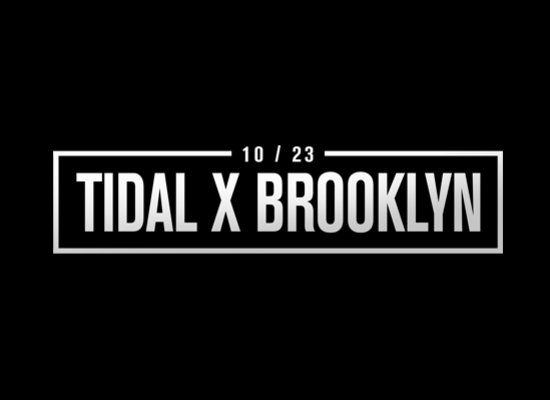 TIDAL X Brooklyn: Annual Benefit Concert