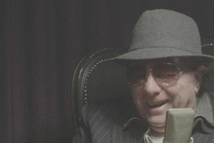 Van Morrison discusses 'Irish Heartbeat' with Mark Knopfler