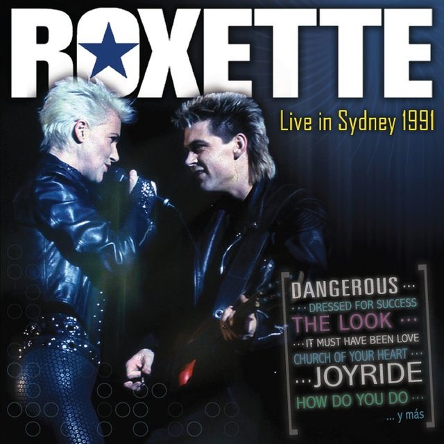 Live in Sidney 1991