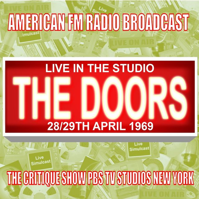 Live In The Studio - Critique Show, PBS TV Studios New York 1969