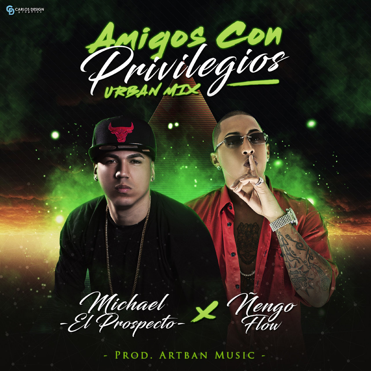 Amigos Con Privilegios (Urban Mix)